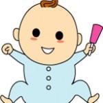 新生児のダウン症の顔の特徴