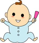 新生児のダウン症の顔の特徴新生児 ダウン症 顔
