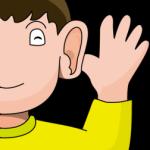 ダウン症の子は耳が大きいの?それとも小さいの?