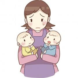 双子 ダウン症 確率