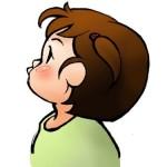 ダウン症はエコー画像の横顔で判断できる?