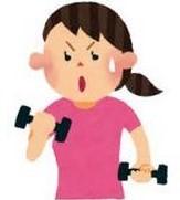 ダウン症 筋肉2