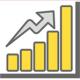 ダウン症出産の確率 年齢別グラフ